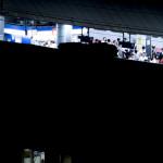 夜の東京駅ホーム