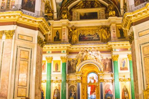 イサアク大聖堂